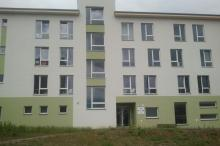 Budova Slovenskej zdravotníckej univerzity v Radvani